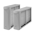 Aprilaire 2210 and 2410 Whole-House Media Air Cleaners